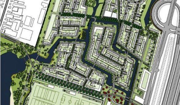 Start verkoop woningen in Rijnvliet
